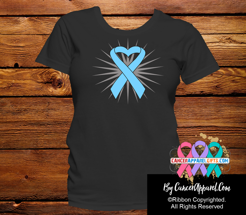 Prostate Cancer Faith Courage Hope Shirts