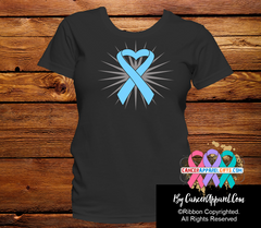Prostate Cancer Faith Courage Hope Shirts - Cancer Apparel and Gifts
