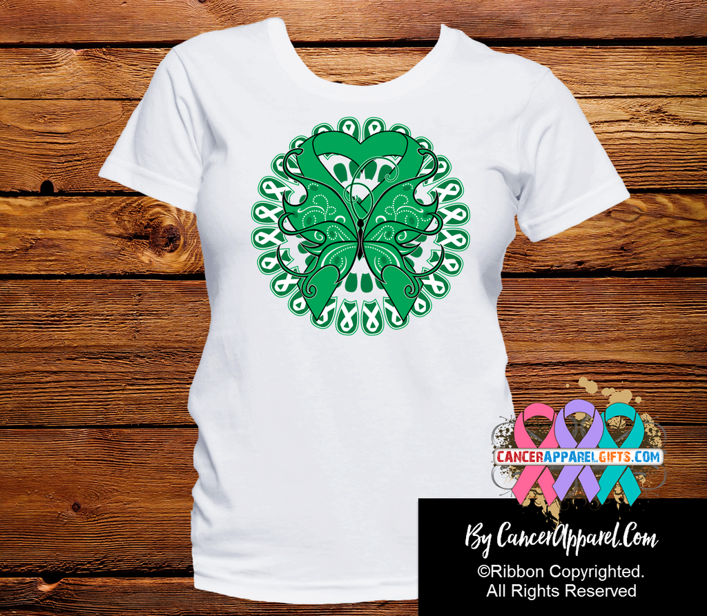 Liver Cancer Stunning Butterfly Shirts