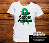 Liver Cancer Awareness Ribbon Shirts