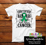Liver Cancer Certified Bad Ass In The Fight Shirts