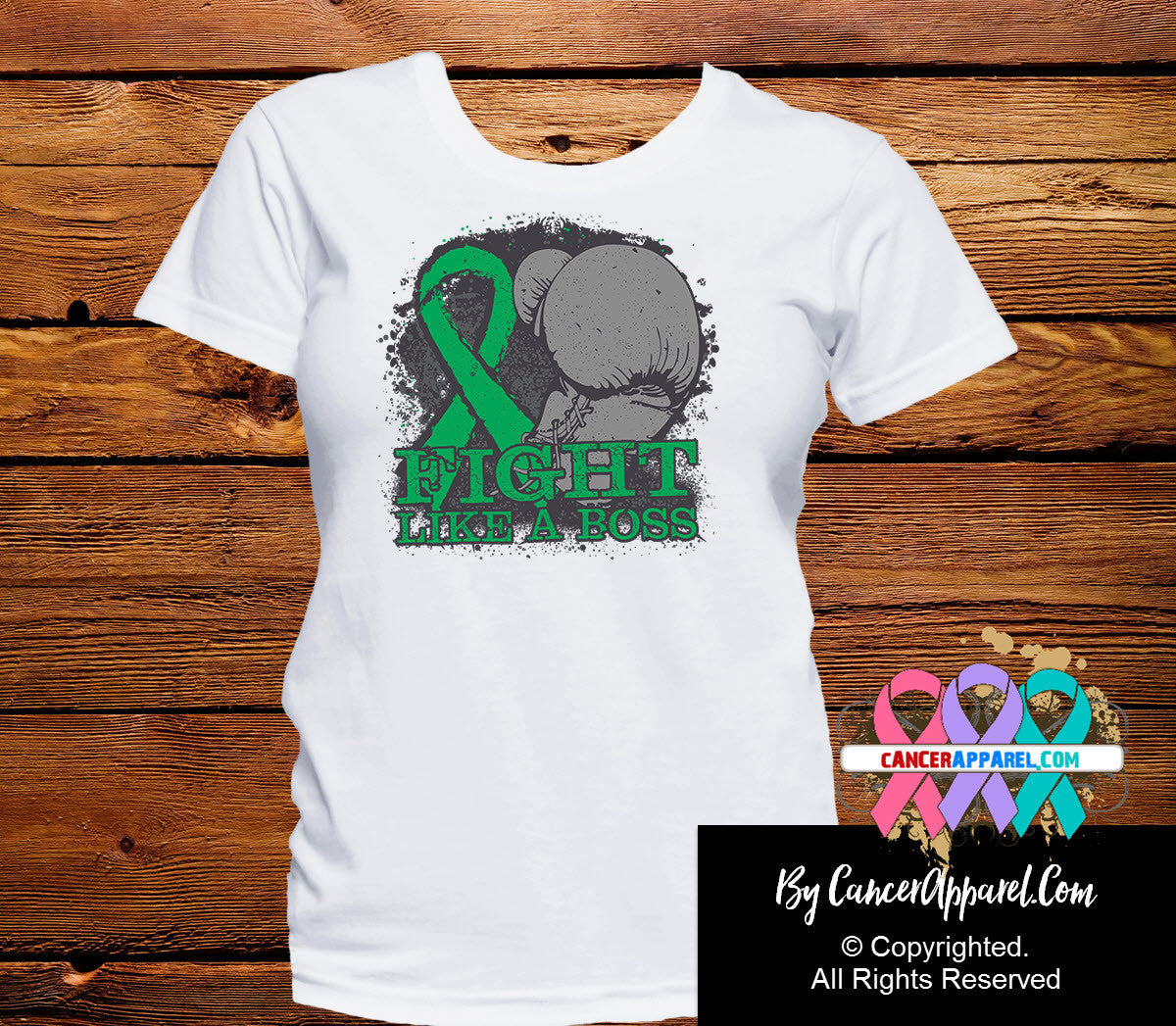 Liver Cancer Fight Like a Boss Shirts