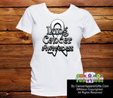 Lung Cancer Awareness Ribbon Shirts
