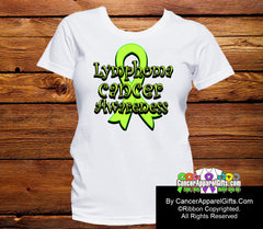 Lymphoma Awareness Ribbon Shirts