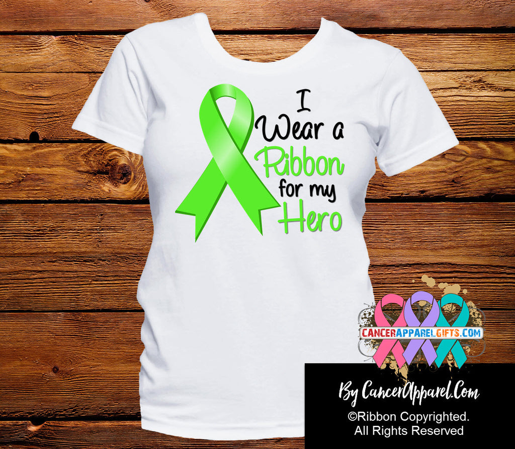 Lymphoma For My Hero Shirts