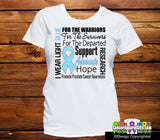 Prostate Cancer Tribute Shirts