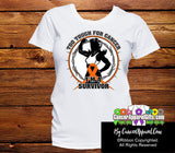 Too Tough For Kidney Cancer Shirts