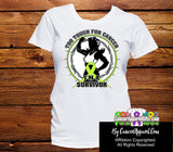 Too Tough For Non-Hodgkins Lymphoma Shirts