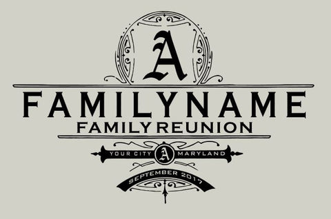 1a8eb026 Family Reunion T-Shirts Design 1 – In His Image by Dani