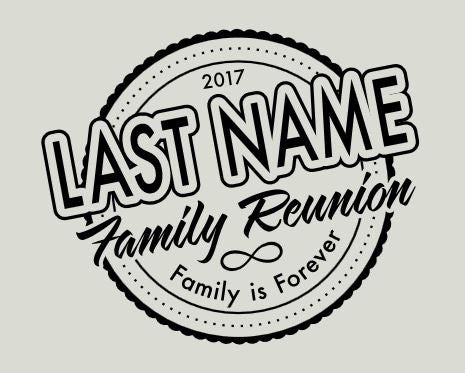 cd87f9fa5 Family Reunion T-Shirts Design 3 – In His Image by Dani