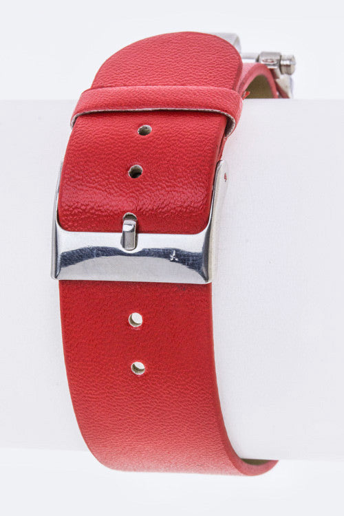 Hinged Case Fashion Watch