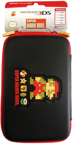 HORI Retro Mario Hard Pouch for NEW Nintendo 3DS XL and 3DS XL