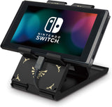 HORI Official Nintendo Switch Compact Playstand Console Stand - Zelda Edition