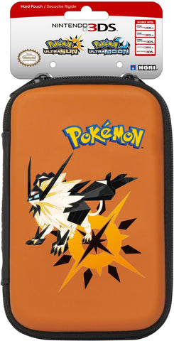 HORI Pokemon Ultra Sun & Ultra Moon Hard Pouch Case for New Nintendo 3DS XL and New Nintendo 2DS XL