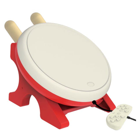KMD TK Drum Controller for Taiko no Tatsujin: Drum 'n' Fun! Nintendo Switch