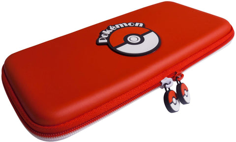 HORI Poke Ball Tough Pouch Case Officially Licensed By Nintendo & Pokemon for Nintendo Switch