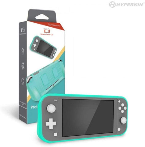 Hyperkin Protective Grip Case for Nintendo Switch Lite - Turquoise