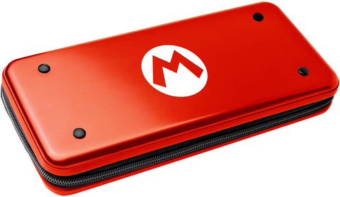 HORI Nintendo Switch Alumi Case Officially Licensed By Nintendo - Mario Edition