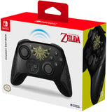 HORI Nintendo Switch Wireless HORIPAD Rechargeable Controller - Zelda Edition