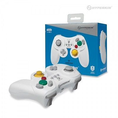 Hyperkin Wii U ProCube Wireless Controller for Nintendo Wii U - White