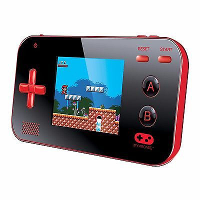 dreamGEAR My Arcade Gamer V Portable Handheld w/ 220 Built-in Video Games - Red