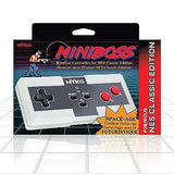 Nyko MiniBoss Wireless Controller for NES / SNES Classic Edition