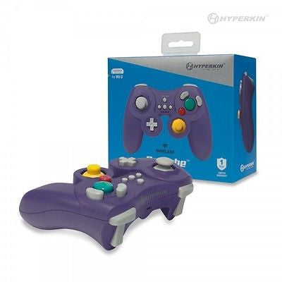 Hyperkin Wii U ProCube Wireless Controller for Nintendo Wii U - Purple
