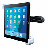 iSound Universal Headrest Mount for iPad Android Samsung All Tablets up to 10""
