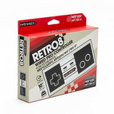 Retro-Bit NES Classic Retro 8 Pro Wired Controller for NES / SNES Classic Edition/Wii/Wii U