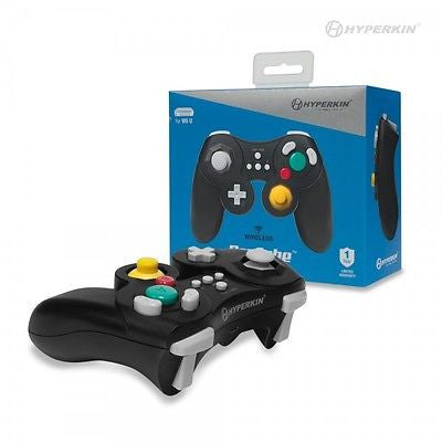 Hyperkin Wii U ProCube Wireless Controller for Nintendo Wii U - Black