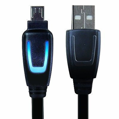 dreamGEAR PlayStation 4 LED Charge Cable for PS4 Controllers