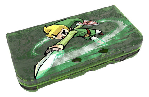 PDP Nintendo New 3DS XL Slim Storage Armor Case - Zelda