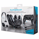dreamGEAR Player's Kit Starter Bundle for PS4