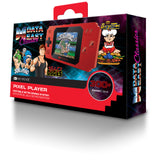 MY ARCADE Pixel Player Portable Handheld w/ 300 Built-in Video Games + Data East Hits