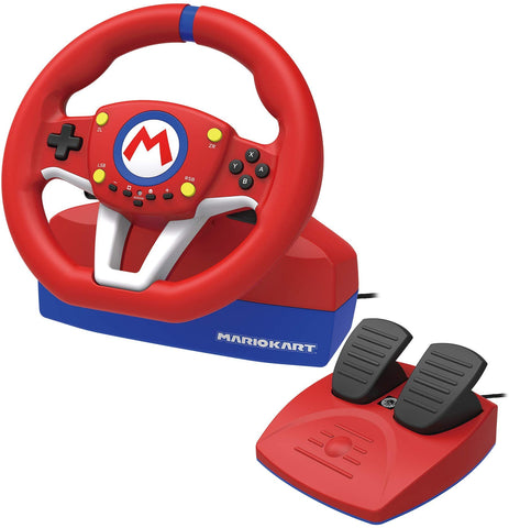 Hori Official Nintendo Switch Mario Kart Racing Wheel Pro Mini