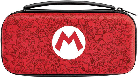 PDP Nintendo Switch Deluxe Travel Case - Mario Remix Edition