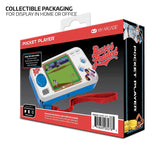 My Arcade Bases Loaded Pocket Player - Collectible Handheld Game Portable Console with 7 Games