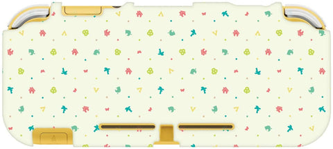 HORI DuraFlexi Protector TPU Case for Nintendo Switch Lite - Animal Crossing: New Horizons - Officially Licensed by Nintendo