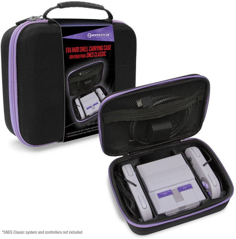 Hyperkin EVA Hard Shell Carrying Case for SNES Classic Edition