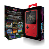 MY ARCADE Pixel Classic Portable Handheld 300 Built-in Video Games+Data East Hits