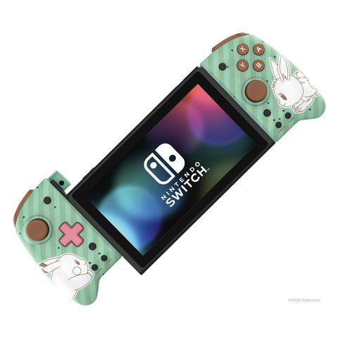 Hori Nintendo Switch Split Pad Pro Controller for Handheld Mode (Pokemon: Pikachu & Eevee) Officially Licensed By Nintendo and the Pokemon