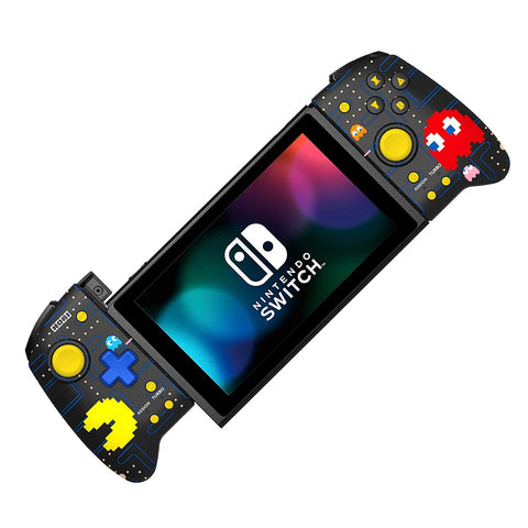 Hori Nintendo Switch Split Pad Pro Ergonomic Controller for Handheld Mode  Pac-Man - Officially Licensed By Nintendo and Namco