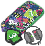 HORI Splatoon 2 Splat Pack Starter Kit Officially Licensed for Nintendo Switch