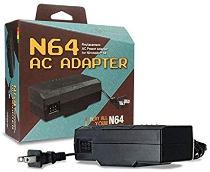 Hyperkin N64 AC Adapter