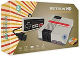 Hyperkin RetroN 1 HD NES Gaming Console - Gray