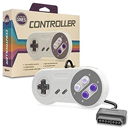 Tomee SNES Wired Controller