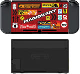 PDP Nintendo Switch Mario Kart Play & Protect Screen Protector & Skins