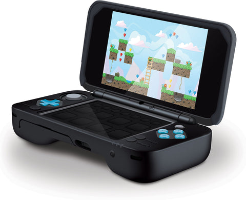 MY ARCADE New Nintendo 2DS XL Comfort Grip Cover Case for New 2DS XL - Black