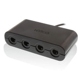 Nyko Retro Controller Hub 4 Port GameCube Controller Adapter for Nintendo Switch
