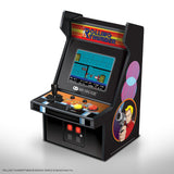 My Arcade Rolling Thunder Micro Player - 6.75 Inch Mini Retro Arcade Machine Cabinet - Licensed Collectible